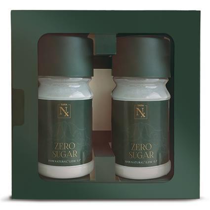 Zero Sugar 2X120g Jar Box - Tata NX