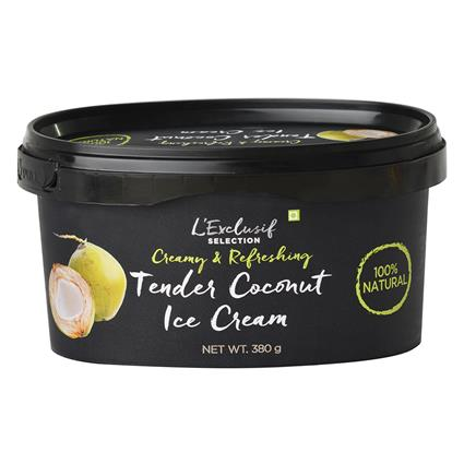 Tender Coconut Ice Cream - L'exclusif