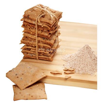 Theobroma Nachni Crackers - Theobrama