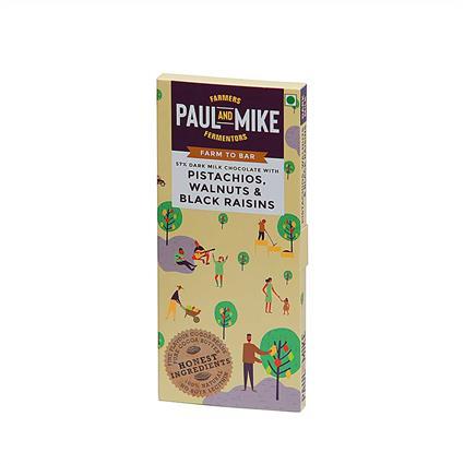 PAUL N MIKE 57 PER PISTA WLNT RAISIN 68G