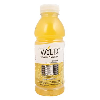 Tropical Citrus - Vitamin Drink - Wild