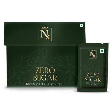 Zero Sugar Sachets 60X1g - Tata NX