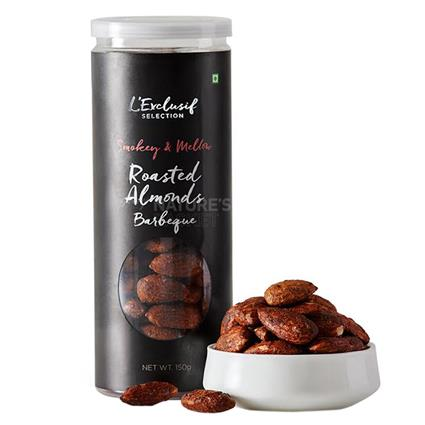 Roasted Barbeque Almond - L'exclusif