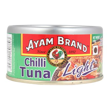 AYAM TUNA LIGHT CHILLI 185G