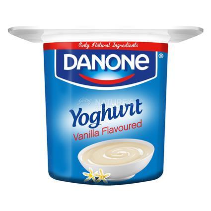 Yoghurt - Vanilla - Danone