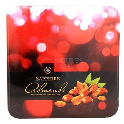 Chocolate Sapphire  Almonds - Sapphire