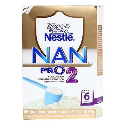 Nan Pro 2 Follow-Up Formula Powder-Nestle
