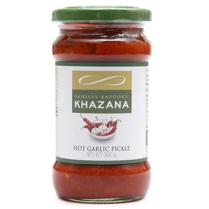 Hot Garlic Pickle - Sanjeev Kapoors Khazana