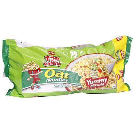 Yummy Masala Oat Noodles  - Top Ramen