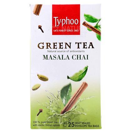 Green Tea Masala Chai - Typhoo