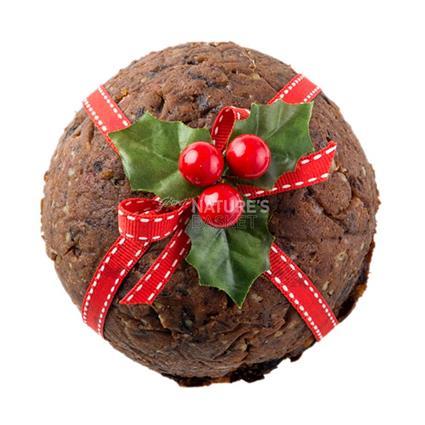 Christmas Pudding - Theobromo