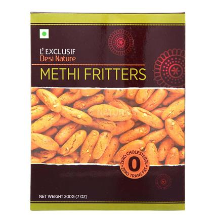 Methi Fritters - L'exclusif