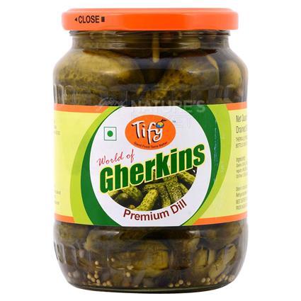 Pickled Gherkins - Tify