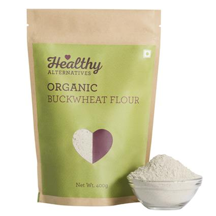 Buckwheat Flour - Healthy Alternatives
