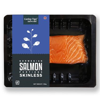 Atlantic Salmon Fillet - Cambay Tiger