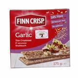 Garlic Thin Crispbread - Fini