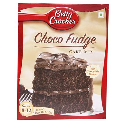 Choco Fudge Cake Mix - Betty Crocker