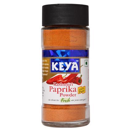 Kashmiri Paprika Powder  -  100% Pure - Keya
