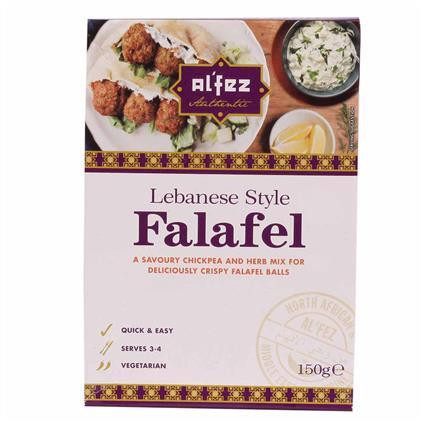 Lebanese Style Falafel Mix - Alfez