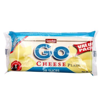 Cheese Slices - Go