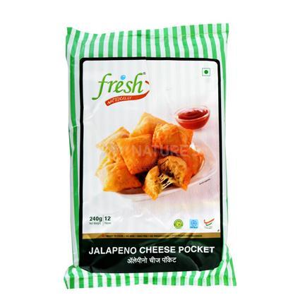 Jalapeno Cheese Pocket - Frish