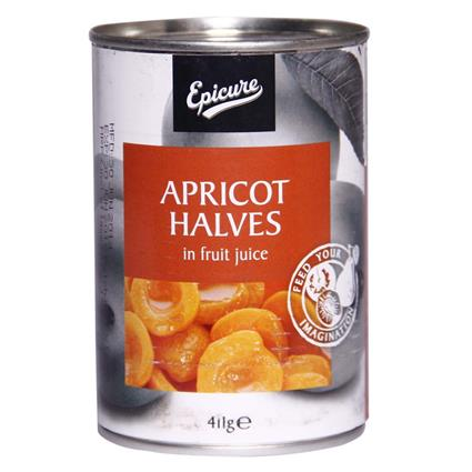 Apricot Halves In Fruit Juice - Epicure