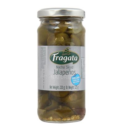 Nacho Sliced Jalapenos - Fragata