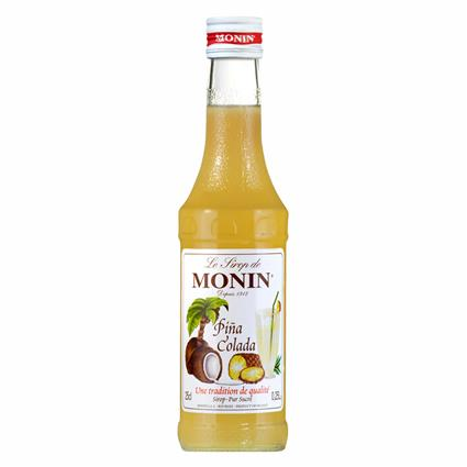 MONIN PINA COLADA DRINK MIXES 250Ml