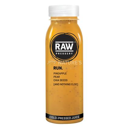 Cold Pressed Juice  -  Run - Raw Pressery