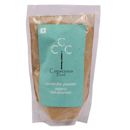 Coriander Powder  -  Organic - Conscious Food