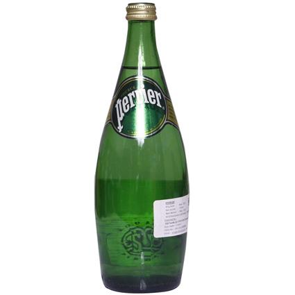 Sparkling Natural Mineral Water - Perrier