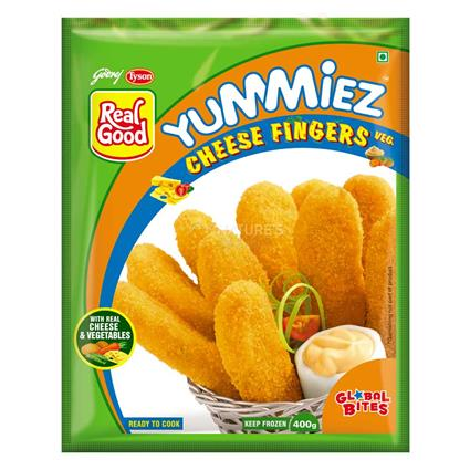 Veg Cheese Fingers - Yummiez