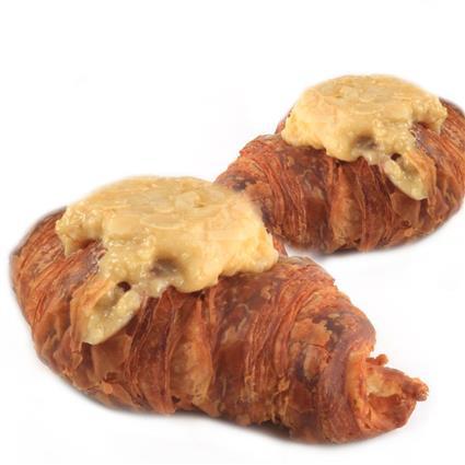 Almond Croissant - Theobroma
