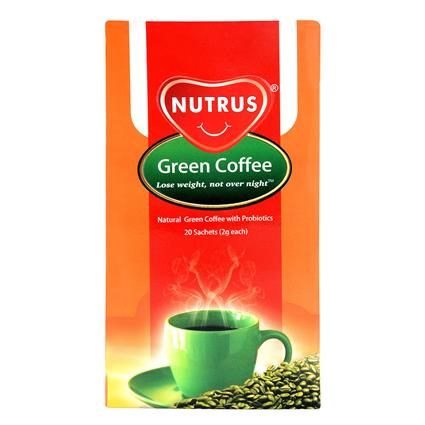 Green Tea Coffee - Nutrus