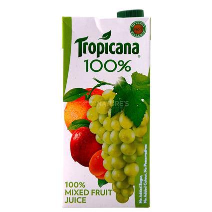 TROPICANA 100% MIXD FRT JUICE 1000ML TET