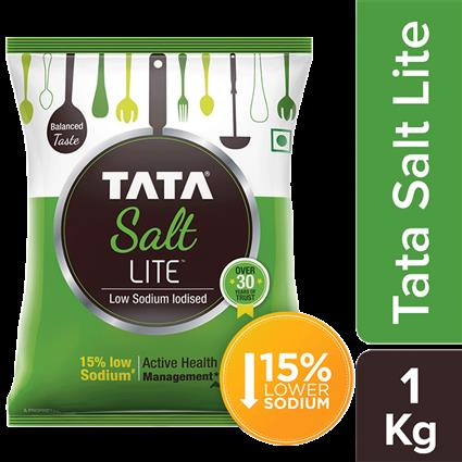 Lite - Low Sodium Salt - Tata Salt