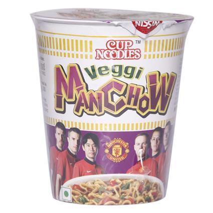 Veggi Manchow Cup Noodles - Nissin