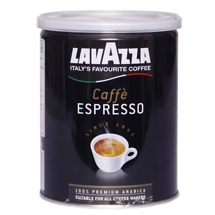 Caffe Espresso Ground Coffee - Lavazza