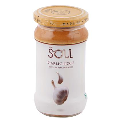 Garlic Pickle In Extra Virgin Olive Oil - Soul