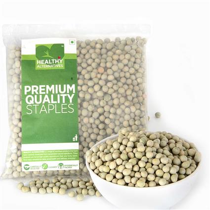 Green Peas - Healthy Alternatives