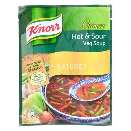Instant Hot N Sour Vegetable Soup - Knorr