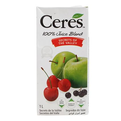 Secrets Of The Valley  -  100% Juice - Ceres