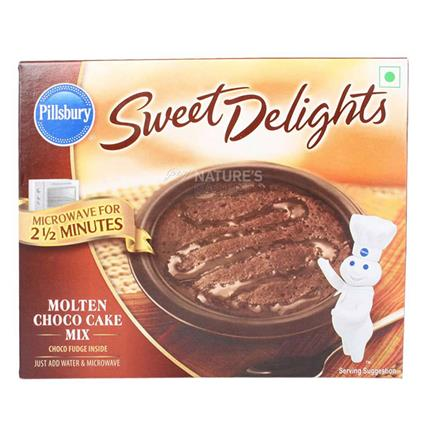 Sweet Delight  -  Molten Choco Cake Mix - Pillsbury
