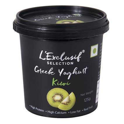 Greek Yogurt Kiwi - L'exclusif