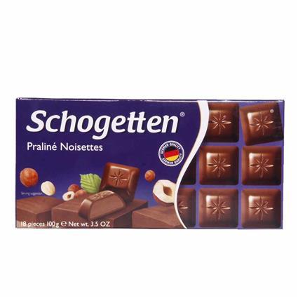 Praline Chocolate - Schogetten