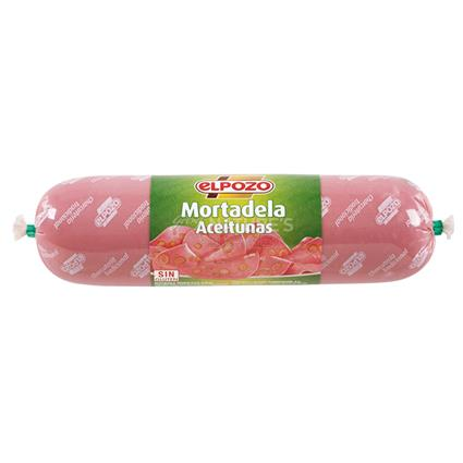 Pork Mortadella With Olives - EL Pozo