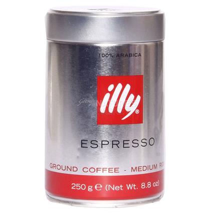 Espresso Ground Coffee - Illy