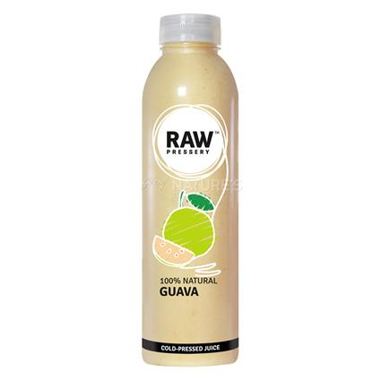 Cold Pressed Juice Guava - Raw Pressery