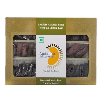 Seedless Assorted Dates - Ambrosia