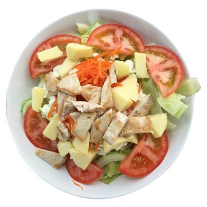 Chicken Bistro Salad - Nothing But Chicken